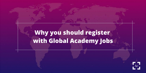Why you should register to Global Academy Jobs